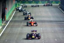 Indian-origin Briton charged for walking on track during F1