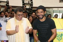 StarGaze: Farhan Akhtar visits Subhash Ghai's film school, Arjun Kapoor and Kareena Kapoor start 'Ki and Ka' shoot