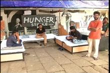 FTII students to end hunger strike if government fixes meeting date
