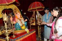How your favourite TV actors are celebrating Ganesh Chaturthi
