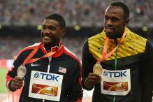 Justin Gatlin confident of beating Usain Bolt in 2016