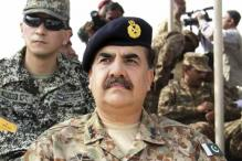 Pakistan Army chief Raheel meets CIA Director, discusses security challenges