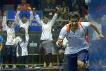 Squash: Saurav Ghosal to spearhead India's challenge in CCI Open