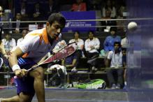 Saurav Ghosal storms into semis of Indian Squash Circuit