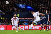 Germany on verge of Euro 2016 after Scotland win