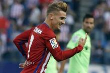 Griezmann Beats Messi and Ronaldo to La Liga award
