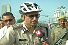 Gurgaon car-free day is one of the biggest citizens initiative, says Traffic Police Commissioner Navdeeep Singh Virk
