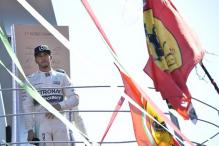 Lewis Hamilton's Italian GP win confirmed after inquiry