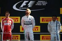 Lewis Hamilton's Italian GP win under threat due to tyre pressure limit