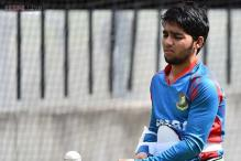 Mominul Haque will be a future leader, says coach Heath Streak