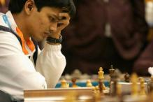 Sethuraman knocks out Harikrishna in World Cup of chess