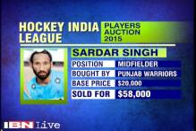 Akashdeep Singh top Indian pick at HIL auction