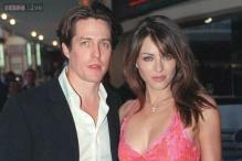 Hugh Grant caught eyeing woman, gets into a tiff with Elizabrth Hurley