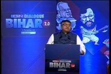 IBN Dialogue Bihar 2.0: Bihar staring at Jungle Raj under Nitish Kumar, says Ravi Shankar Prasad