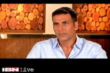 Never thought I'd be successful: Akshay Kumar