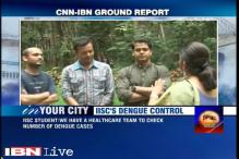 We have a healthcare team to check number of Dengue cases: IISC student