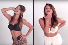 This video beautifully depicts how the lingerie has evolved in the last 100 years