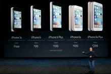 iPhone 5s now available for free; iPhone 6, iPhone 6 Plus prices dropped