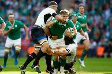 Ireland down Romania to notch second big win at Rugby World Cup