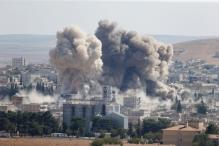 France launches air strikes against Islamic State in Syria
