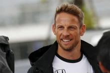 Jenson Button gives nothing away despite retirement speculation