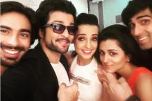 Sanaya Irani to Mohit Malik: Stars' behind-the-scenes photos from the sets of 'Jhalak Dikhhla Jaa Reloaded'