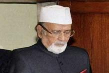 Manipur Governor Syed Ahmed passes away in Mumbai