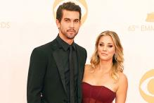 Kaley Cuoco splits with husband Ryan Sweeting