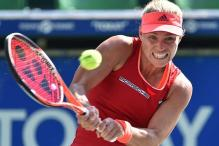 Angelique Kerber beats Daria Gavrilova to reach 2nd round of Tokyo Pan Pacific Open
