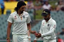 Ishant Sharma's coach blames Virat Kohli for his aggression