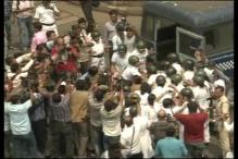 Strike hits transport, banking in Telangana, Andhra Pradesh