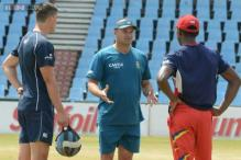 South Africa bowlers step up preparation for India tour