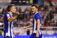 Deportivo beat Espanyol, move closer to leaders in Spain