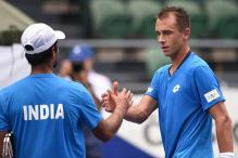 Davis Cup: YouTube teaches Lukas Rosol how to beat Yuki Bhambri