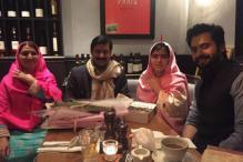 Photo of the day: Jackky Bhagnani meets his 'hero' Malala Yousafzai in London