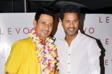 Photos: Prabhudeva, Sunil Grover join Manmeet for his birthday bash