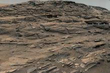 Gigantic water ice slab found on Mars