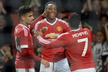 Capital One Cup: Liverpool survive scare; Man United, Arsenal win