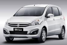 Maruti Suzuki Ertiga facelift features leaked ahead of October 10 launch