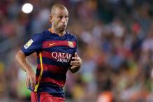 Barcelona's Javier Mascherano charged with tax fraud