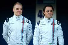 Formula One: Felipe Massa, Valtteri Bottas to pair for 3rd straight year at Williams