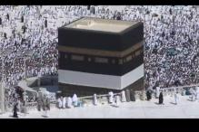 How the stampede near Mecca during haj took place