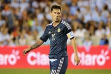Lionel Messi scores twice as Argentina beat Bolivia 7-0