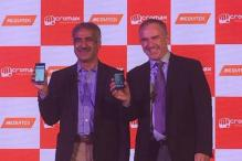 Micromax launches Canvas Fire 4G; plans to launch eight 4G smartphones by year end