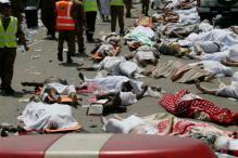 717 dead, 2 Indians among 805 injured in Haj stampede in Saudi