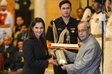 I never slammed the government for Sania Mirza's Khel Ratna: Pankaj Advani