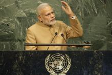 PM Modi calls for a world without poverty at UN, says peace and justice key to sustainable progress