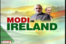 Narendra Modi kickstarts his week-long visit to Ireland, US