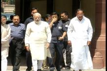 PM Narendra Modi likely to address BJP-RSS meeting today