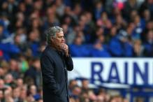 Jose Mourinho clashes with Martinez after Everton loss